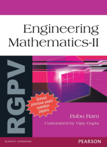 Engineering Mathematics 2 : For RGPV ebook Online | Class 1